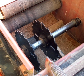 Farm Forestry Timbers Woodmizer Twin Blade Edger