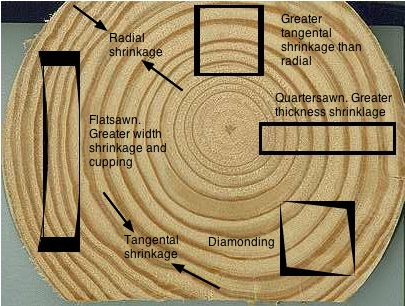 Farm Forestry Timbers Sawmilling Softwoods The Issues
