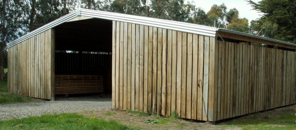 A Good Tractor Or Fork Lift Is Essential So The Air Drying Shed And An Enclosed E To Kiln Dried Lumber